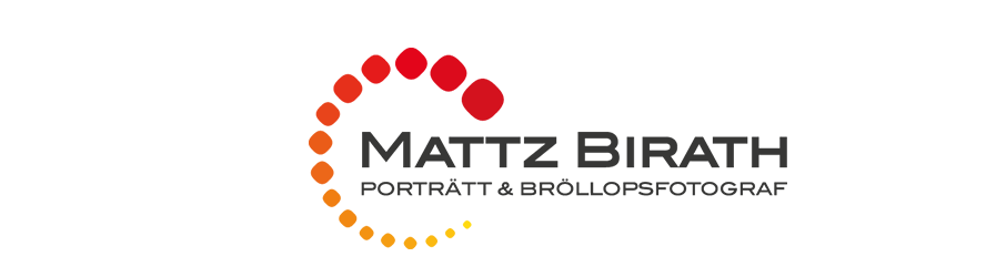 Porträtt & Bröllopsfotograf  Stockholm logo
